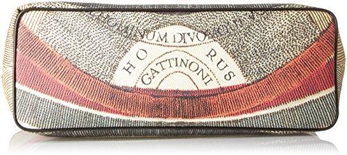 Gattinoni W Classico 5x31x35 Gplb001 Donna L x cm Borsa x a H Multicolore 13 Spalla rrx68dY