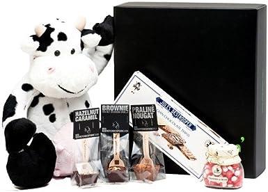Pack Vaca de peluche & Dulces caprichos: Amazon.es: Alimentación y ...