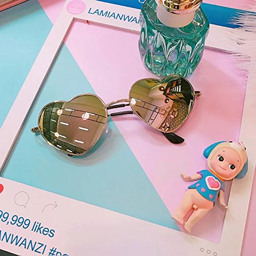 De zhenghao Corazon C7 Sol Forma C9 Sol Xue Gafas Gafas De De De En Moda w1dIIq