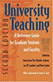 img - for University Teaching: A Reference for Graduate Students and Faculty, Second Edition by Leo M. Lambert (2005-01-31) book / textbook / text book