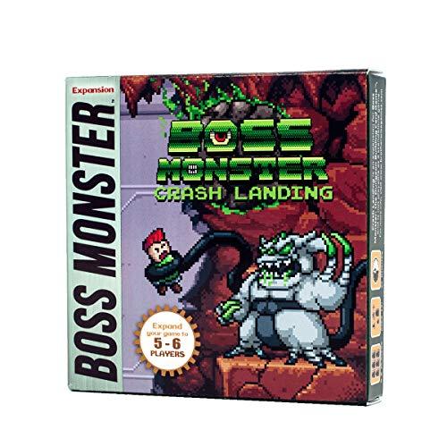 Boss Monster Crash Landing Board Game (Boss Monster Card Game)