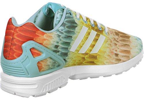 Flux Femme Mode Multicolore Adidas Originals Baskets Zx ExBwgCA4qP