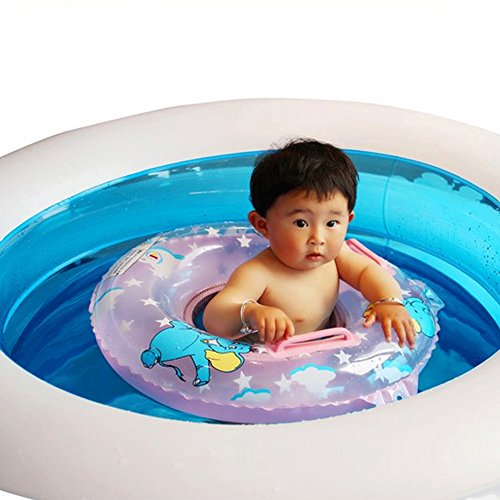 chic Baby Inflatable Pool Float Toy Infant Swimming Ring Kids Pools