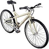 Be All BM-1 City Bike White Size: 42cm