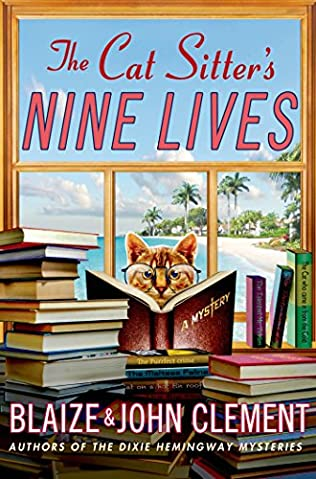 book cover of The Cat Sitter\'s Nine Lives