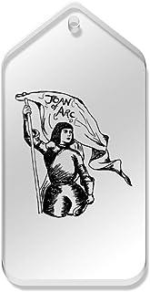 Azeeda 10 x 'Jeanne d'arc' etiquettes de Bagage / Cadeau (TG00036307)