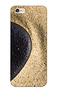 FGfTTrS1251APeBC With Design Case Cover For SamSung Galaxy Note 4 Durable PC Black Pebble On The Beach