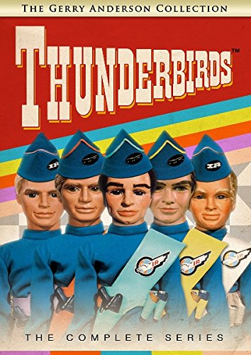 DVD : Thunderbirds: The Complete Series (Full Frame, Boxed Set, 8 Disc)