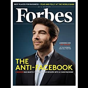 Forbes, July 2, 2012 Periodical