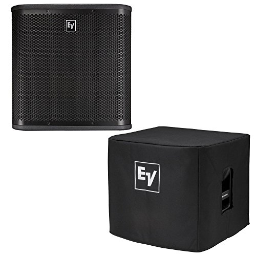 "Electro-Voice ZXA1 (SINGLE)-Sub 12"" Powered Subwoofer. W/..."