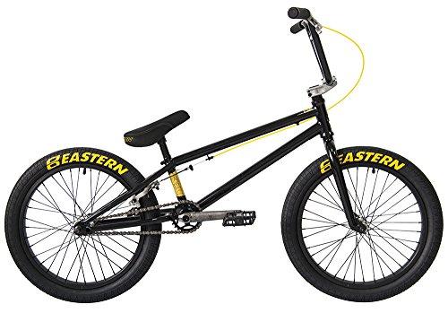 "Eastern Bikes Talisman BMX Bicycle, Gloss Black, 20""/One Size"