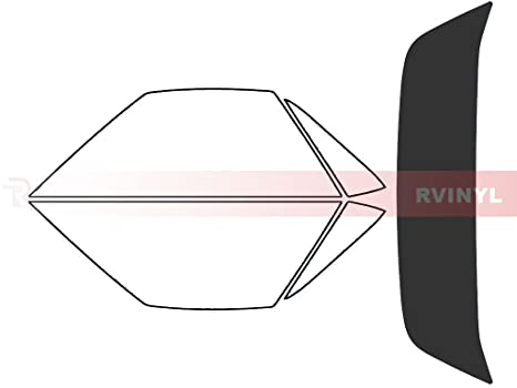 Rtint Window Tint Kit for Nissan Titan 2004-2014 Complete Kit 20/%