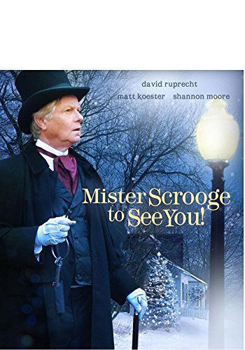 Mister Scrooge to See You [Blu-ray]