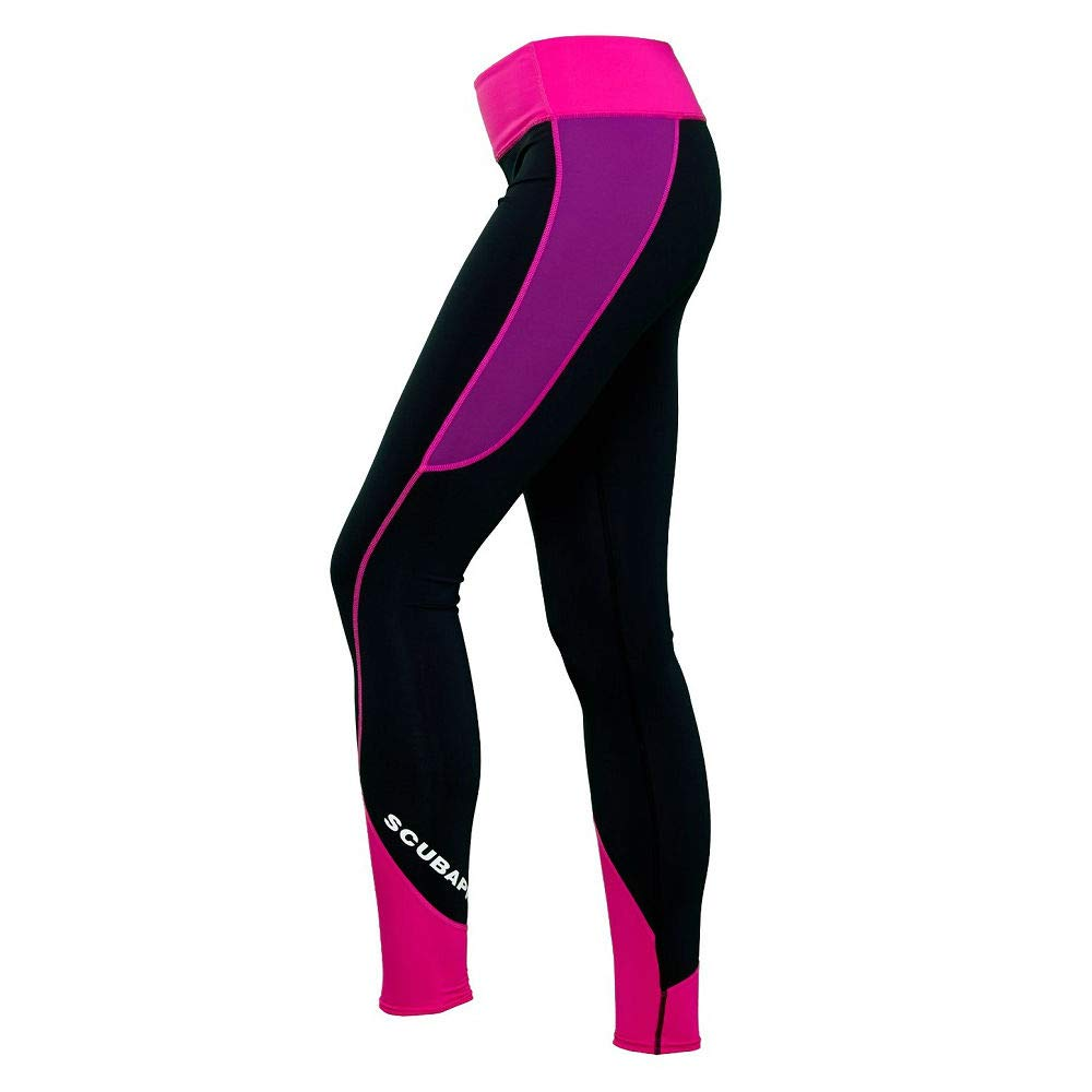 ScubaPro Women's UPF 80 T-Flex Leggings (X-Large, Jewel) by SCUBAPRO