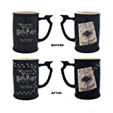 Wizarding World Harry Potter Marauders Map Heat Reactive Footstep Coffee Tea Mug Exclusive
