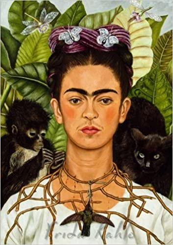 Frida Kahlo Planificador Académico con Citas de Motivación y ...