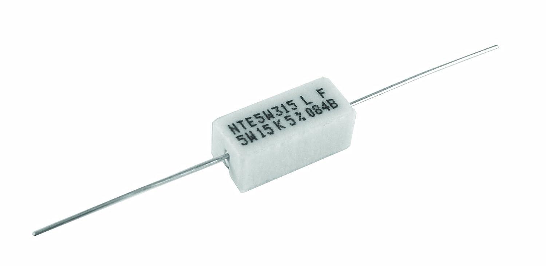 5 x 20K Ohm 5 Watt 5/% Wire Wound Cermet Sandblock Resistor Free US Shipper