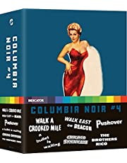 Columbia Noir #4 (Limited Edition) [Blu-ray] [2021]