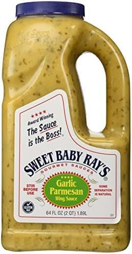 Sauces & Marinades: Sweet Baby Ray's Garlic Parmesan Sauce