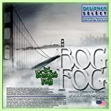 Bog Fog - Extreme High Density Fog Juice - HDF Fog Machine Fluid - 1 Gallon - Best Rated and Best Seller - Water Based, American Made and Just Plain Awesome Fog