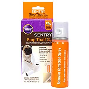 SENTRY Stop That! For Dogs, 1 oz