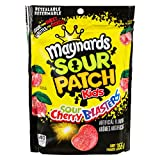Maynards Sour Patch Kids Gummy Candy, Sour Cherry Blasters, 355g