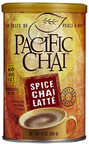Pacific Chai Latte Mix Canister - Spice Chai - 10 oz (Pac...