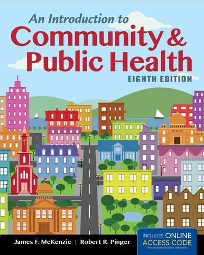 An Introduction to Community & Public Health by James F. McKenzie (2014-03-19)
