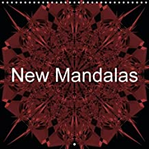 New Mandalas 2016: My latest digital images with improved technology and rich colours.