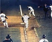 Bill Buckner Red Sox ball through legs Mookie Wilson 8x10 11x14 16x20 photo 867 - Size 8x10