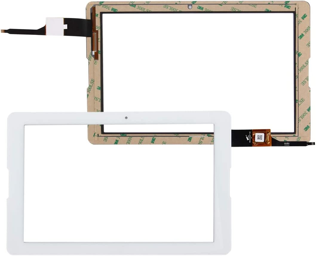 LIYUNSHU Touch Panel for Acer Iconia One 10 / B3-A20 (Black) (Color : White)