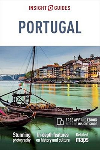 Insight Guides Portugal (Travel Guide with Free ()