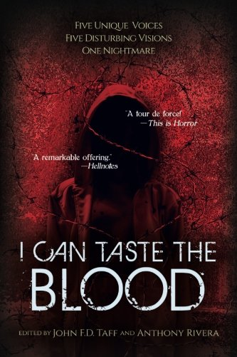 Book cover from I Can Taste the Blood by Josh Malerman