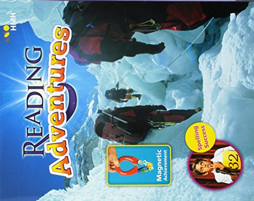 Journeys: Reading Adventures Student Edition Magazine Grade 3