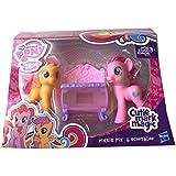 My Little Pony Cutie Mark Magic Pinkie Pie & Scootaloo Bake Set