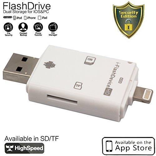 Multi-Function OTG Card Reader-USB 2.0 Portable Card Reader