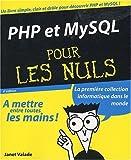 PHP & MYSQL 4E POUR LES NULS