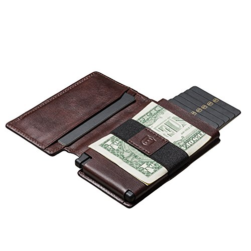 Ekster Parliament Slim Leather Wallet- RFID Blocking- Quick Card Access by Ekster (Image #2)