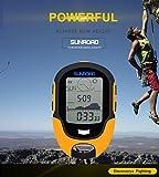 Multifunctional Digital Barometric Altimeter Compass Weather Forecast Thermometer Barometer