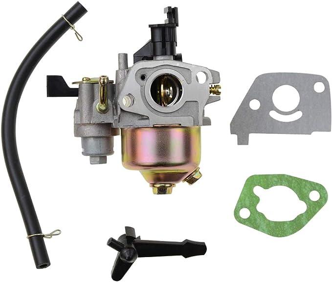 Goofit 19mm Vergaser Für Gx160 5 5hp Gx200 Engine 16100 Zh8 W61 Mit Choke Hebel Auto