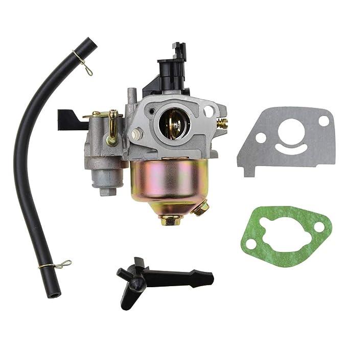 GOOFIT Carburador 19, PZ19 Minimoto de Filtro para GX120 GX160 ...