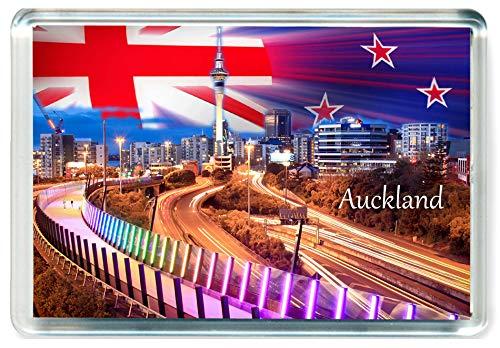 GCT J319 Auckland Jumbo Imán para Nevera - imán de refrigerador ...