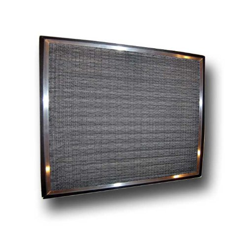 1'' Hinge HealthSmart Air Conditioning Filter with (1) year supply of MicroSpongeRefills
