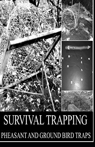 Survival trapping: pheasant and ground bird traps por malcolm bowler
