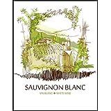 Sauvignon Blanc Wine Bottle Labels