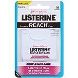 Dental Floss Woven Listerine Gentle Gum Care Woven Floss, 50 Yards (Pack of 6)