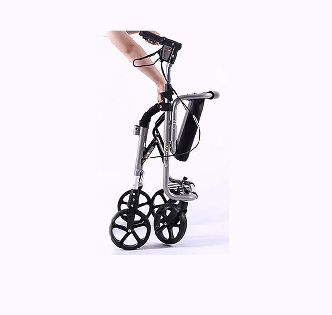 Amazon.com: XXWW - Bolsas de andador con ruedas para andador ...