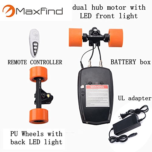 Maxfind Motor Electric Skateboard Longboard product image