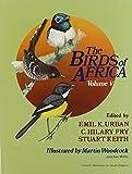The Birds of Africa, Emil K. Urban, 1408190567