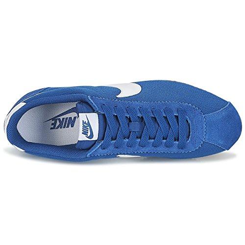 bleu Bleu Nike Nylon Cortez Classic wqC0YZ